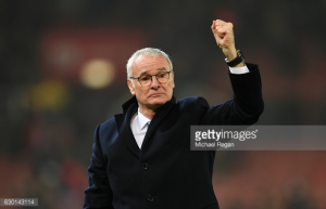 "Claudio Ranieri hails Leicester's ""amazing"" comeback to earn 2-2 draw at Stoke City"