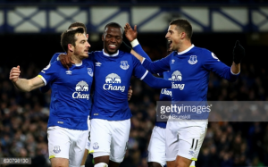 Everton 3-0 Southampton: Toffees leave it late to kickstart 2017 with important three points