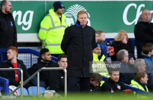 Ronald Koeman: Everton's extra rest led to late victory over Southampton