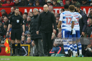 Reading boss Jaap Stam: Manchester United clash a great experience for my players despite heavy defeat