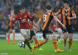 Manchester United vs Hull City Preview: Two sides jostling for a date at Wembley in EFL Cup semi-final first leg