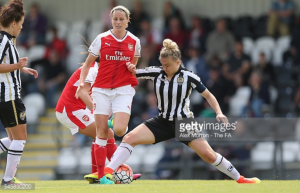 Record England goalscorer Kelly Smith retires from professional football