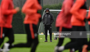 Jürgen Klopp relishing importance of Liverpool's clash with Manchester United