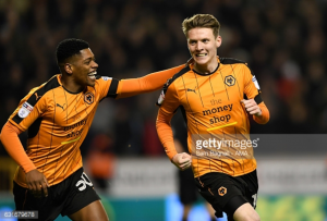 Wolves 1-0 Aston Villa: Mason's first-half effort lifts Paul Lambert to victory over former club