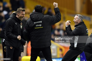 Wolves boss Paul Lambert delighted by all-round performance in derby win over Aston Villa