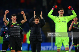 Courtois: Come and catch us