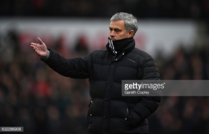 """Manchester United """"lost two points"""" in draw at Stoke City, insists disappointed Jose Mourinho"""