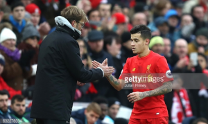 Philippe Coutinho's new contract is a big statement from Liverpool, believes Jürgen Klopp