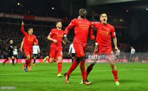 Liverpool 2-0 Tottenham Hotspur: First-half Mane double hands Reds first win of 2017 and sinks Lilywhites