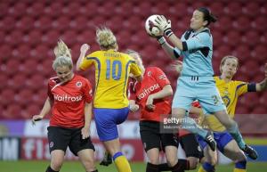 Goalkeeper Nicky Davies rejoins Doncaster Belles