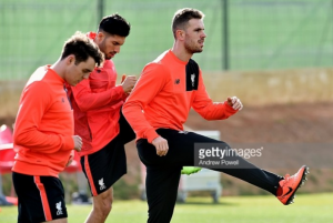 Now not the time to let standards slip, says Liverpool captain Jordan Henderson