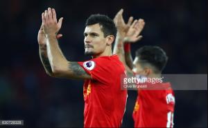 Liverpool defender Dejan Lovren visits specialist in Germany over troubling knee injury