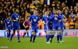 Wolverhampton Wanderers 1-2 Birmingham City: 10-man Blues earn just their second win under Zola