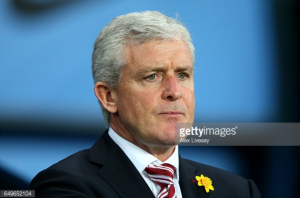 """Mark Hughes says """"very satisfying"""" Stoke performance should answer the critics after goalless draw at City"""