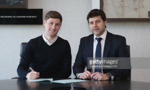 Ben Davies signs new Tottenham contract until 2021