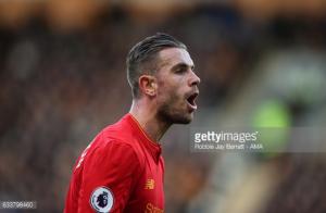 Klopp hoping Liverpool captain Henderson can make injury progress on Tenerife training camp