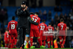 Jürgen Klopp: Liverpool will still believe in our long-term project if we miss out on top-four this season