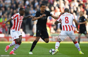It wasn't our best, but it was good to come back and win, says Liverpool defender Joël Matip after Stoke win