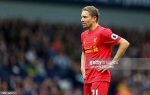Liverpool midfielder Lucas Leiva: I need to concentrate on the next five games then I'll think about my future