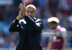 """Brighton boss Chris Hughton insists there are """"far more pluses"""" than negatives despite missing out on Championship title"""