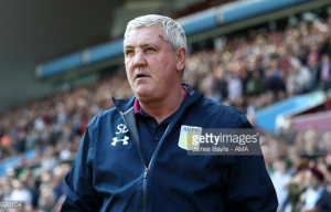 "Steve Bruce laments ""unacceptable"" 31-point gap between Aston Villa and Brighton ahead of busy summer"