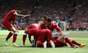 Liverpool 3-0 Middlesbrough: Reds seal their place in the Champions League in emphatic fashion