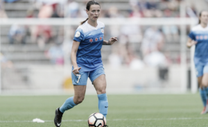Chicago Red Stars come back to draw the Washington Spirit 1-1