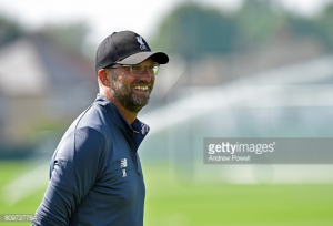 Jürgen Klopp requests patience as Liverpool's frustrated wait for movement in Naby Keïta deal goes on