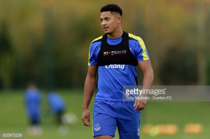 Sunderland secure second summer signing in completing loan deal for Everton's Tyias Browning