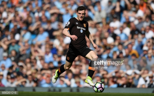Andrew Robertson set for Liverpool medical after Reds agree £10 million fee for Hull City left-back
