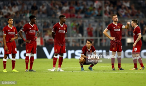 Liverpool 1-1 Atletico Madrid (4-5 on pens): Reds fall to first pre-season defeat in Audi Cup final
