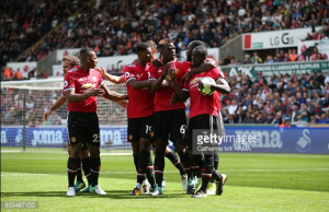 Swansea City 0-4 Manchester United: Excellent United fire another quadruple to sink Swans in South Wales