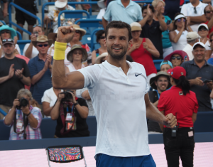 Grigor Dimitrov: I'm aiming to get better every single day