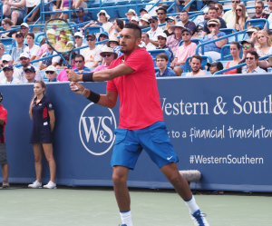 Nick Kyrgios: I'm pretty happy with this result