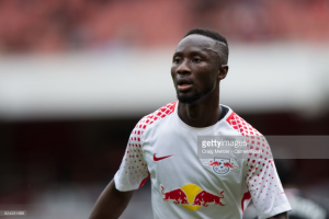 "Jordan Henderson hails Liverpool's signing of ""top, top player"" Naby Keïta"