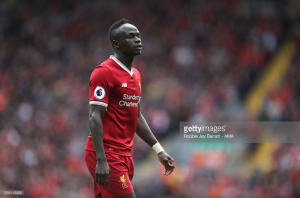 Liverpool winger Sadio Mané named Premier League's Player of the Month for August