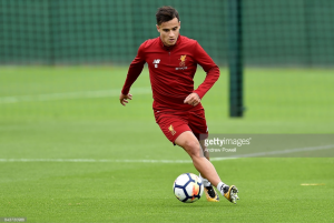 Jürgen Klopp confirms Philippe Coutinho will play no part in Liverpool's trip to Manchester City