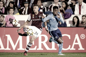 New York City FC and Colorado Rapids split the points in the Mile High City