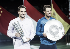 On The Line Podcast episode two: Federer's Shanghai Sensation and Sharapova's Tianjin Triumph