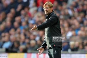 """Jürgen Klopp frustrated by Liverpool's poor defending """"in all parts"""" in heavy Tottenham defeat"""