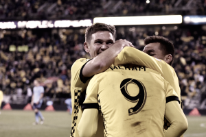 10-man New York City FC fall to Columbus Crew