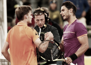 ATP World Tour Finals round-robin preview: Rafael Nadal vs David Goffin