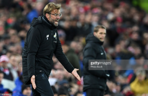 "Jürgen Klopp insists he can ""easily live"" with Chelsea draw despite Liverpool conceding late on again"