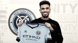 New York City FC sign Cedric Hountondji