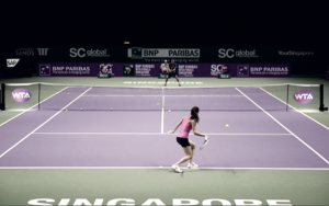 Report: WTA Finals will move to Shenzhen after this year