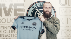 New York City FC sign Jo Inge Berget
