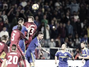 United States and Bosnia and Herzegovina play to scoreless draw