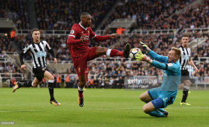 Liverpool striker Daniel Sturridge opts for West Brom loan move over Newcastle United