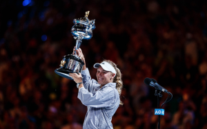 WTA weekly update week three: Caroline Wozniacki claims first major title