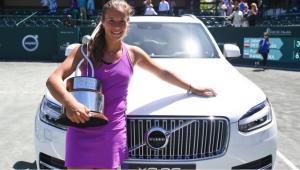 WTA Charleston: Daria Kasatkina set to defend her title